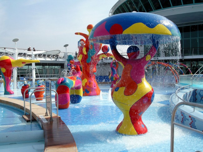 Cruise Activities For Teenagers