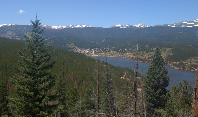 Nederland, CO - Barker Reservoir