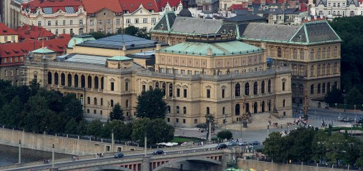 Offbeat sights in Prague