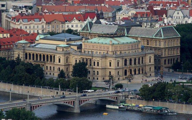 Offbeat sights in Prague