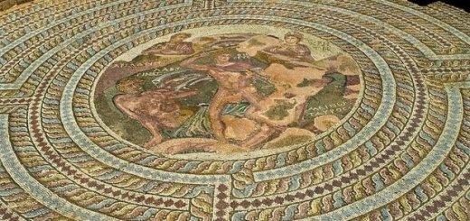 Mosaics of Paphos